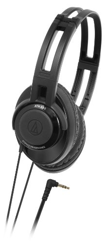 Audio Technica ATH-XS5 BK BLACK| Portable Headphones