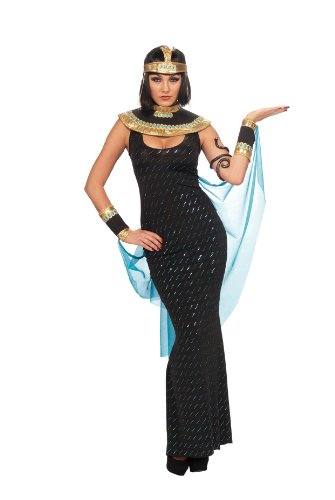 Rubie's Costume Deluxe Goddess Cleopatra Queen Of The Nile Costume