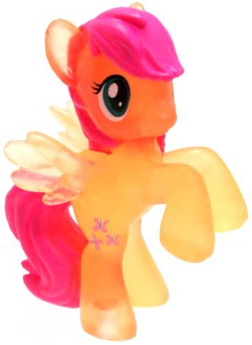 My Little Pony Friendship is Magic 2 Inch PVC Figure Series 7 Fluttershy - 1