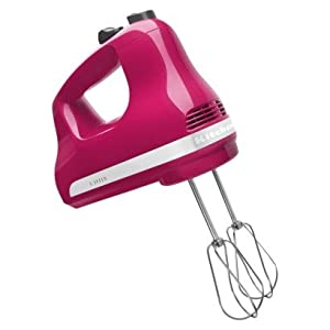 KitchenAid Cook for the Cure Ultra Power Hand Mixer - Flamingo Pink at Sears.com