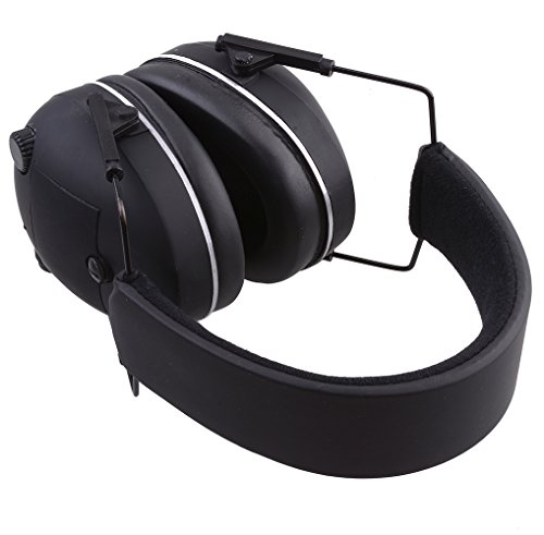 Why Should You Buy AGPtek® Sport Shooting Electronic Earmuff Headphones Headsets Ear Protection Ear...