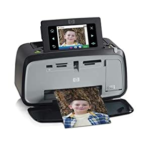 HP A636 Compact Photo Printer