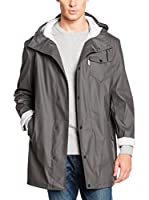 Ben Sherman Chaqueta Rubber Coated (Gris)