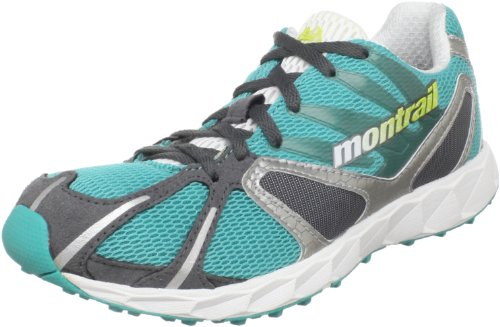 Montrail Women's Rogue Racer Trail Running Shoe,Reef/Voltage,10 M US