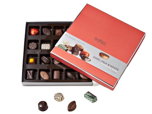 The Neuhaus Collection – Assorted Dark, Milk & White Chocolates