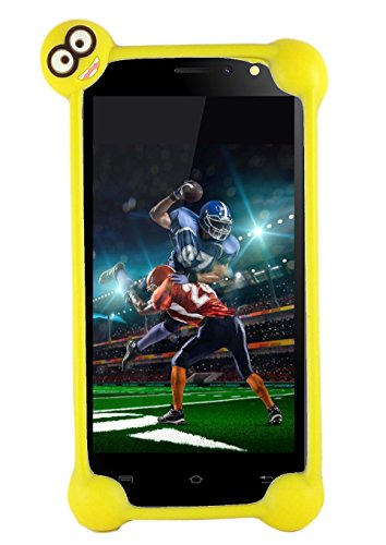 BlueArmor Soft Back Bumper Cover Case for Xolo Era X - Design 6