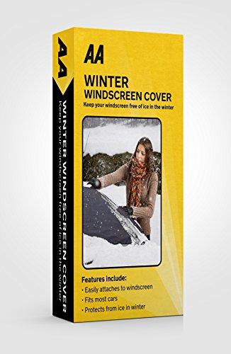 AA Car Essential-Winter Windschutzscheibe Cover