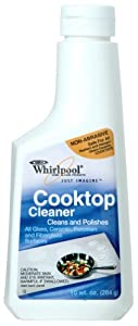 Whirlpool 31464 Cooktop Cleaner, 10-Ounce