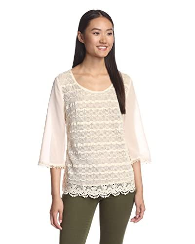 A'reve Women's Lace Top