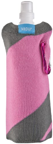 vapur-sweater-water-bottle-cover-pink-stripe