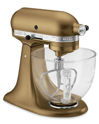 Kitchenaid Design Artisan Series Stand Mixer Toffee