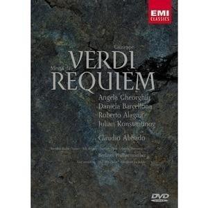 Verdi - Messa Da Requiem (Alagna, Gheorghiu) [DVD] [2001]