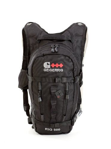 Geigerrig Rig 500 Hydration Pack (Black)