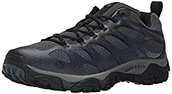 Merrell Men s Moab Edge Hiking Shoe Dark Slate 9 D(M) US