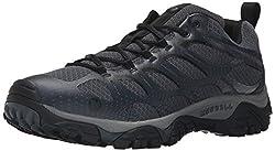 Merrell Men s Moab Edge Hiking Shoe Dark Slate 11.5 D(M) US