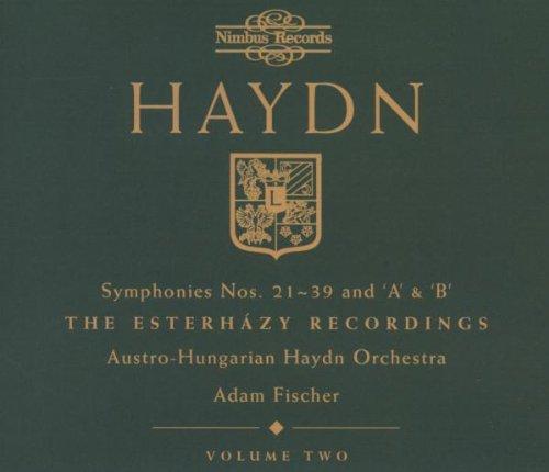 Haydn Symphonies Fischer Cd Covers