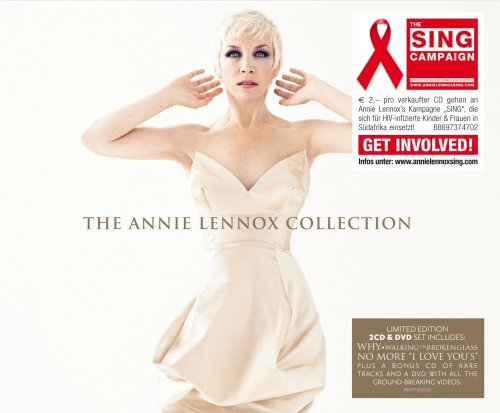 Annie Lennox - The Annie Lennox Collection (Deluxe Edition mit Bonus CD und Bonus DVD) - Zortam Music