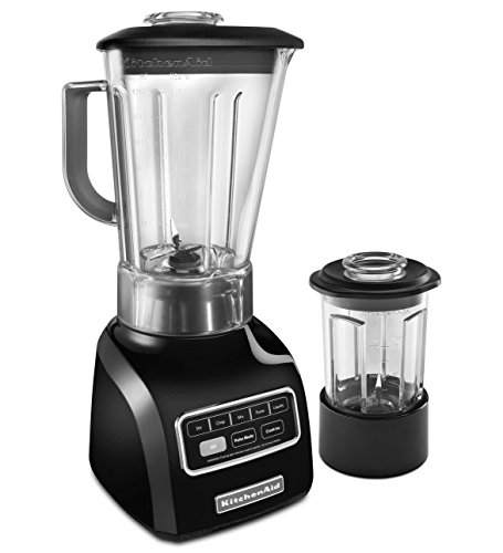 Kitchenaid Blender Black front-542576