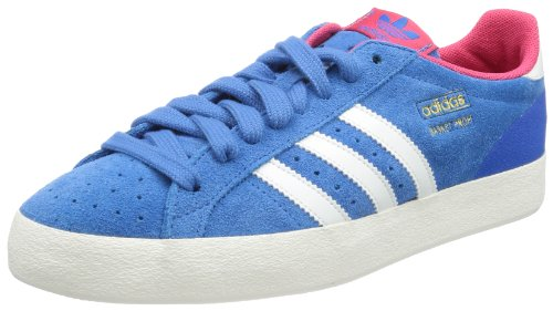 Adidas Originals BASKET PROFI LO Low Top Womens Blue Blau (BLUBIR/WHTVA) Size: 37 1/3