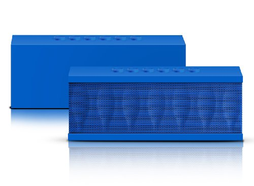Photive Cyren Portable Wireless Bluetooth Speaker With Built In Speakerphone 8 Hour Rechargeable Battery - Blue