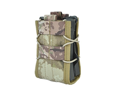 EMERSON Tactical Molle Double Rifle Magazine Pouch Airsoft A-TACS (Emerson Tactical Belt compare prices)