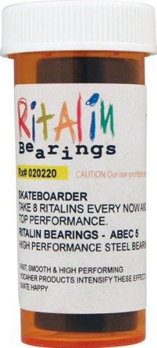 ritalin-abec-5-blue-bearings-single-set