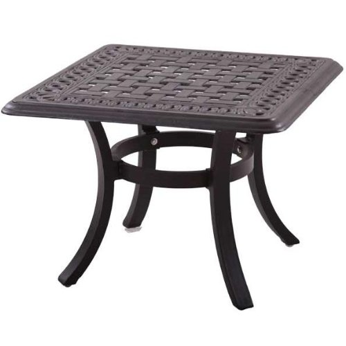Cheap Darlee Series 88 Cast Aluminum Patio End Table – Antique Bronze (201088-A)