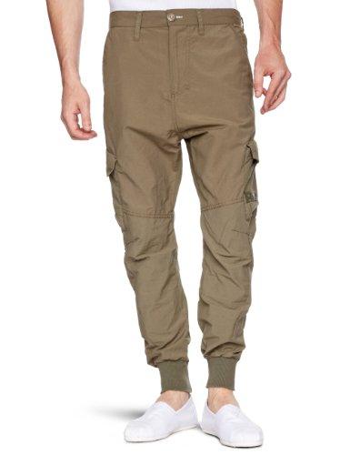 Bench Hondo Reg Relaxed Men's Trousers Green W28 INxL32 IN