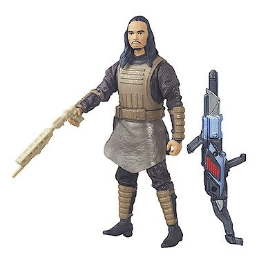 Hasbro – Star Wars : The Force Awakens – Tasu Leech – Figurine 9 cm
