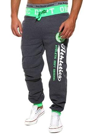 MT Styles - Pantalon de sport/jogging MT-49 - Taille L