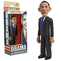 "Barack Obama 6"" Action Figure"