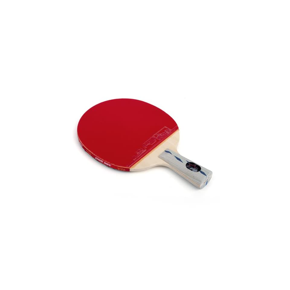 DHS Ping Pong Paddle A3007, Table Tennis Racket   Penhold