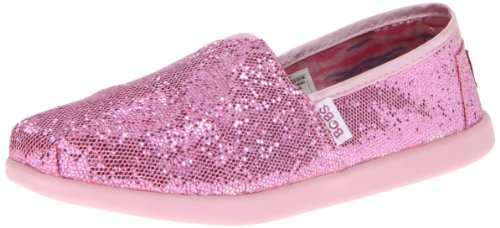 Skechers Girls Bobs World Slipper Pink Pink (PNK) Size: 33