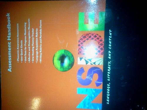 Inside - Language, Literacy, and Content Assessment Handbook