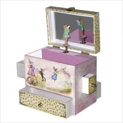Enchantmints Just in Case Musical Jewelry Box