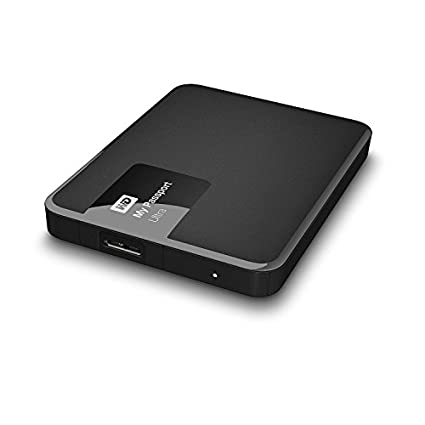 WD My Passport Ultra Secure USB 3.0 2TB External Hard Drive