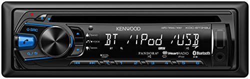 Kenwood KDC-BT318U CD Receiver with Built-in BluetoothKDCBT3