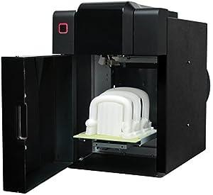 "UP! Mini Fully Assembled 3D Printer, 4.75"" x 4.75"" x 4.75"" Maximum Build Dimensions, 0.20-mm Maximum Resolution, 1.75-mm ABS, PLA"