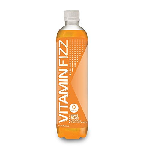 Vitamin Fizz (Mango Orange)