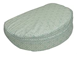 Boppy Pregnancy Wedge with Cotton Slipcover-mosaic