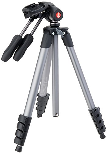 Manfrotto-MKCOMPACTADV-BK-Compact-Advanced-Tripod-with-3-Way-Head-Black
