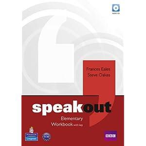 Speakout Elementary Workbook - Frances Eales,Mr Steve Oakes