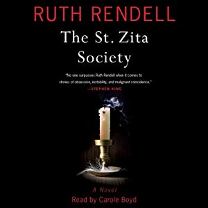 The St. Zita Society | [Ruth Rendell]