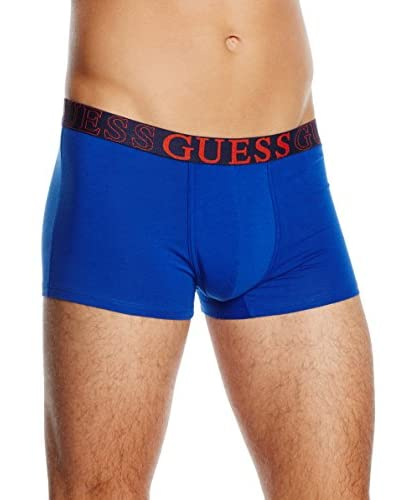 Guess Bóxer Azul Royal