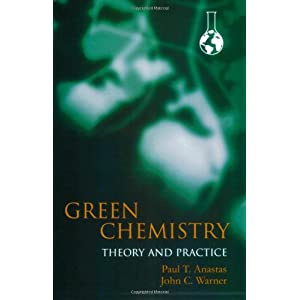 green chemistry theory and practice pdf