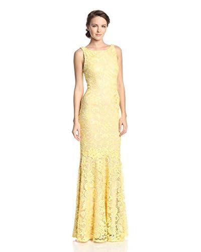 Langhem Women's Alessandra Lace Mermaid Gown