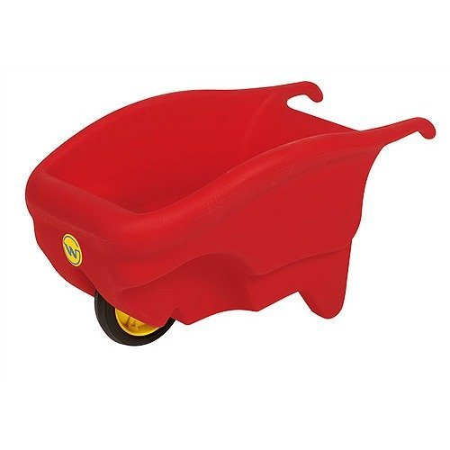 Wesco 1-Wheel Wheelbarrow front-711787