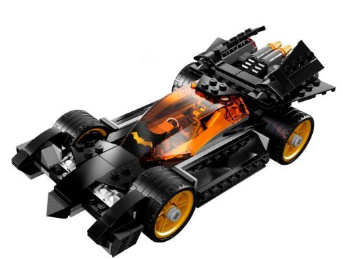 Lego: DC Batman - (2014) Batman & Batmobile at Gotham City Store