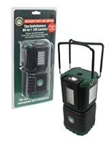 Lantern - All in 1 Multi-use LED Emergency Lantern with Removable Flashlight, Reading Light, and Synchronized Ultra-bright Panels