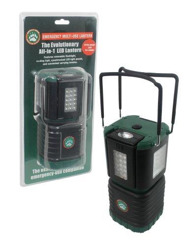 Emergency Lantern - All In 1 Multi-Use Led Lantern With Flashlight And Reading Light